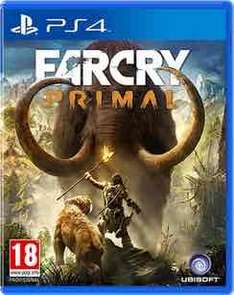 far cry primal (ps4) £14.99 preowned @ GAME