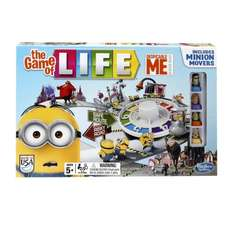 Game of Life Despicable Me (kids version) @ The Entertainer - £12.50