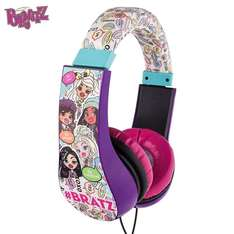 Bratz kids safe headphones £9.99  (Prime) / £13.98 (non Prime) Sold by CLICKdirect and Fulfilled by Amazon.