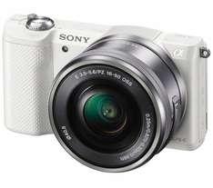 Sony Alpha a5000 £299 @ Currys -Today only