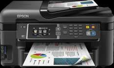 Epson WorkForce WF-3620DWF A4 Duplex 4-in-1 Small Printer with Wi-Fi and AirPrint - Black £69.99 Amazon Lightning Deal + £30 cashback