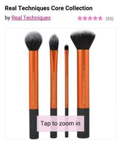 Real techniques core collection - £10.49 @ Superdrug