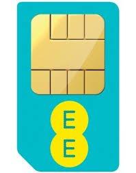EE 4G roaming sim deal