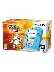 Pokemon Sun & Moon 2DS bundle £89 Asda