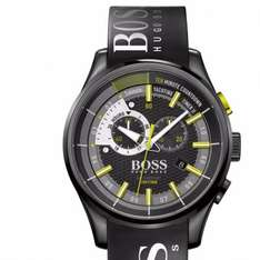 Hugo Boss Regatta men's yachting watch - 50% off £199 ernestjones