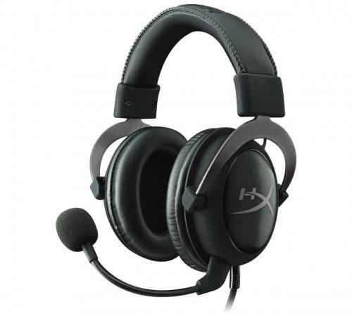 HyperX Cloud II Gaming Headset Gunmetal at Argos - £59.99