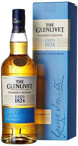 Glenlivet Founder's Reserve Single Malt Scotch Whisky £19.89 prime (add 11p add-on non-Prime) @ Amazon
