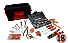 Halfords 95 piece basic tool set. Was £40 now £20 plus 15% off. Click and collect @ Halfords