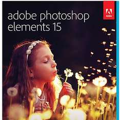 Adobe Elements 15 software £47.97 @ John Lewis - Free c&c
