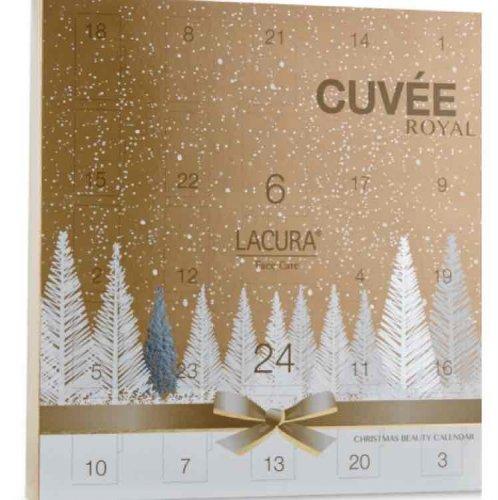 Cuvée beauty advent calendar - 24 premium face care samples £4.99 @ Aldi instore - Blackpool