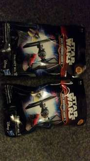 Star Wars Micro Machines Series 3 Blind Bags 59p @ Home Bargains