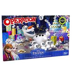 Upto 65% Off Board Games - Disney Frozen Operation Game  Now £8.00 @ The Entertainer (links in 1st Comment)