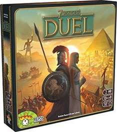 7 Wonders Duel Board Game £16.94 (Prime) Amazon (£21.69 delivered without Prime)
