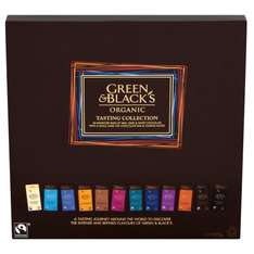 It's back! Green & Black, 24 Minatures and 1 big bar for £5.22 @ Amazon Subscribe and Save
