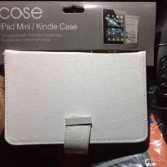 amazon fire kindle tablet covers / iPad mini case £1 @ Poundland