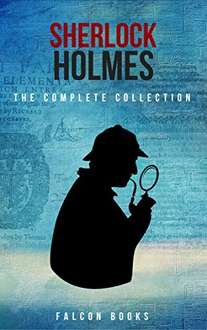 New Publication - Sherlock Holmes: The Ultimate Complete Collection Kindle Edition - Free Download @ Amazon