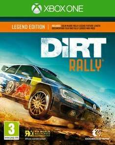 Dirt rally legend ed £20.99 @ zavvi plus 10% quidco