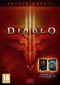 Diablo Battlechest (Battle.net) £14.39 (Using Code) @ CDKeys