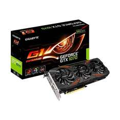 Gigabyte GeForce GTX Graphics Card 1070 G1 Gaming from Amazon.fr £363