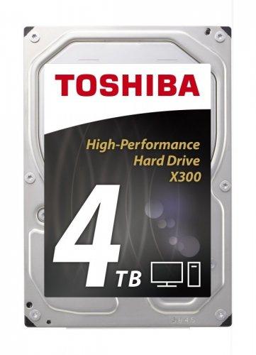 "Toshiba X300 4TB 3.5"" SATA Extreme Performance Hard Drive £99.99 from eBuyer"