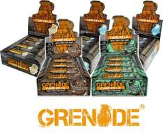 GRENADE Carb Killa 12 X 60G Bars (VARIOUS FLAVOURS) £14.99 @ Very