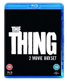 The Thing Double Pack (1982 & 2011) Blu Ray - £3.99-(With Prime) £5.48-(Without Prime) @ Amazon