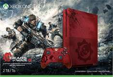 Xbox One (XONE) S 2TB Gears of War 4 Limited Edition Console £310 (incl shipping) @ Amazon FR