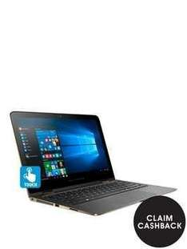 HP Spectre 360 4129na MPN: X5X71EA #ABU plus £100 cashback from HP - £958.79 Very
