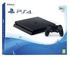 Sony PlayStation 4 500GB (slim) Used - Very Good £150.39 with 20% off at Amazon Warehouse