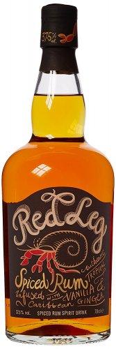 Red Leg Spiced Rum 70cl £14.99 (Prime) £19.75 (Non Prime) (RRP £22.50) @ Amazon