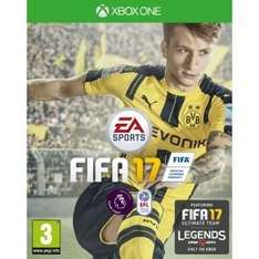 Fifa 17 for XBox One £29 @ Tesco instore