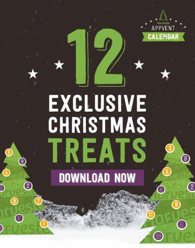 Harvester - 12 Days of treats (Free Food or Drinks) via Harvester App