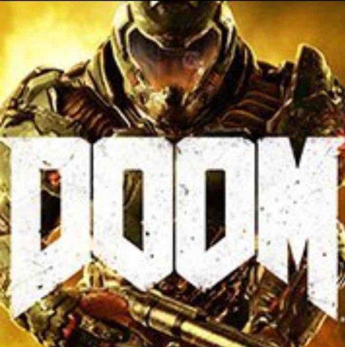 Doom PC (2016) £10 new instore only @ grainger games