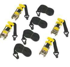 originally £19.99 in clearance at £10.99 4 ratchet straps £6.99 @ screwfix