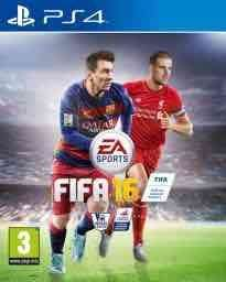 Fifa 16 (PS4) £3.50 used @ Grainger games