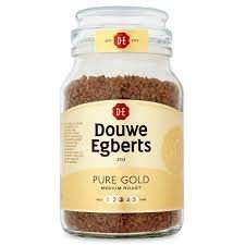 Douwe Egberts 190g coffee down to £3.99 at the Co-op.