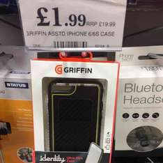 GRIFFIN iPhone6 protective case £1.99 @ Home bargains