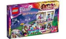 Lego Friends Livi's Popstar house £36.97 @ Asda - Free c&c
