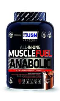 USN Muscle Fuel Anabolic Lean Muscle Gain Shake Powder 2kg £19.95 delivered @ Amazon
