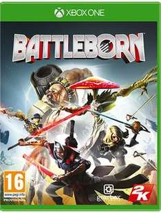 Battle born Xbox one PS4 £3.99 at Game New