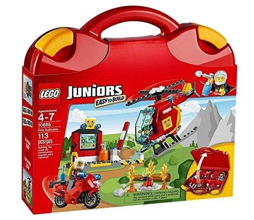 LEGO Juniors 10685: Fire Suitcase - £13.29 Prime or + £4.75 non Prime @ Amazon
