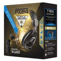 Turtle beach PX24 PS4 Xbox one PC headset £39.99 @ Game