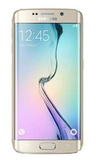 Used- Very Good- Samsung Galaxy S6 Edge 32GB UK SIM-Free Smartphone - Gold,Black,White  For £300 pounds @ Amazon Warehouse