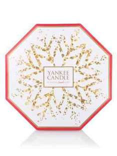Yankee Candle advent calendar half price £10.99 @ Clintons