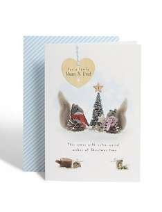 M & S Xmas cards 50% off in store