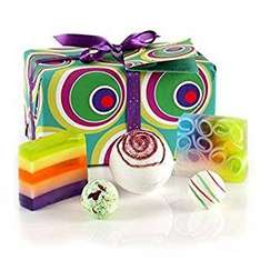 bomb cosmetic giftset £7.80 + delivery FREE delivery with amazon prime