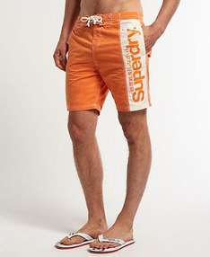 Superdry Premium Board Shorts Jaffa S/M/L/XXL -  £9.99 delivered from Ebay Superdry