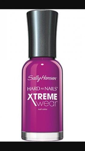 range of Sally Hansen nail varnish £1 @ poundland