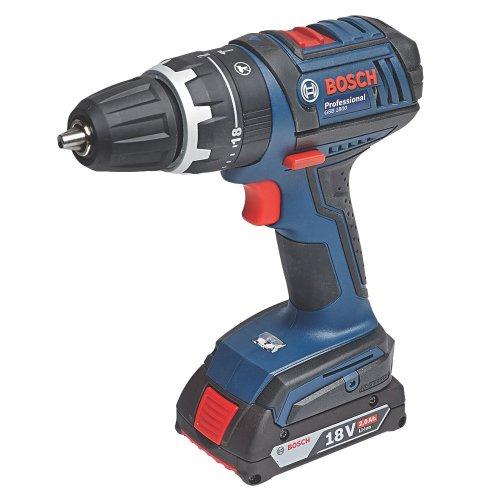 Bosch GSB 1800 18V Cordless Combi Drill wit 2 x 2.0AH Li-On Batterries  £79.99  Screwfix