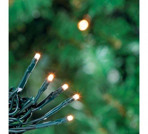 240 Multi-Function LED Christmas Tree Lights - Warm White £9.99 Argos